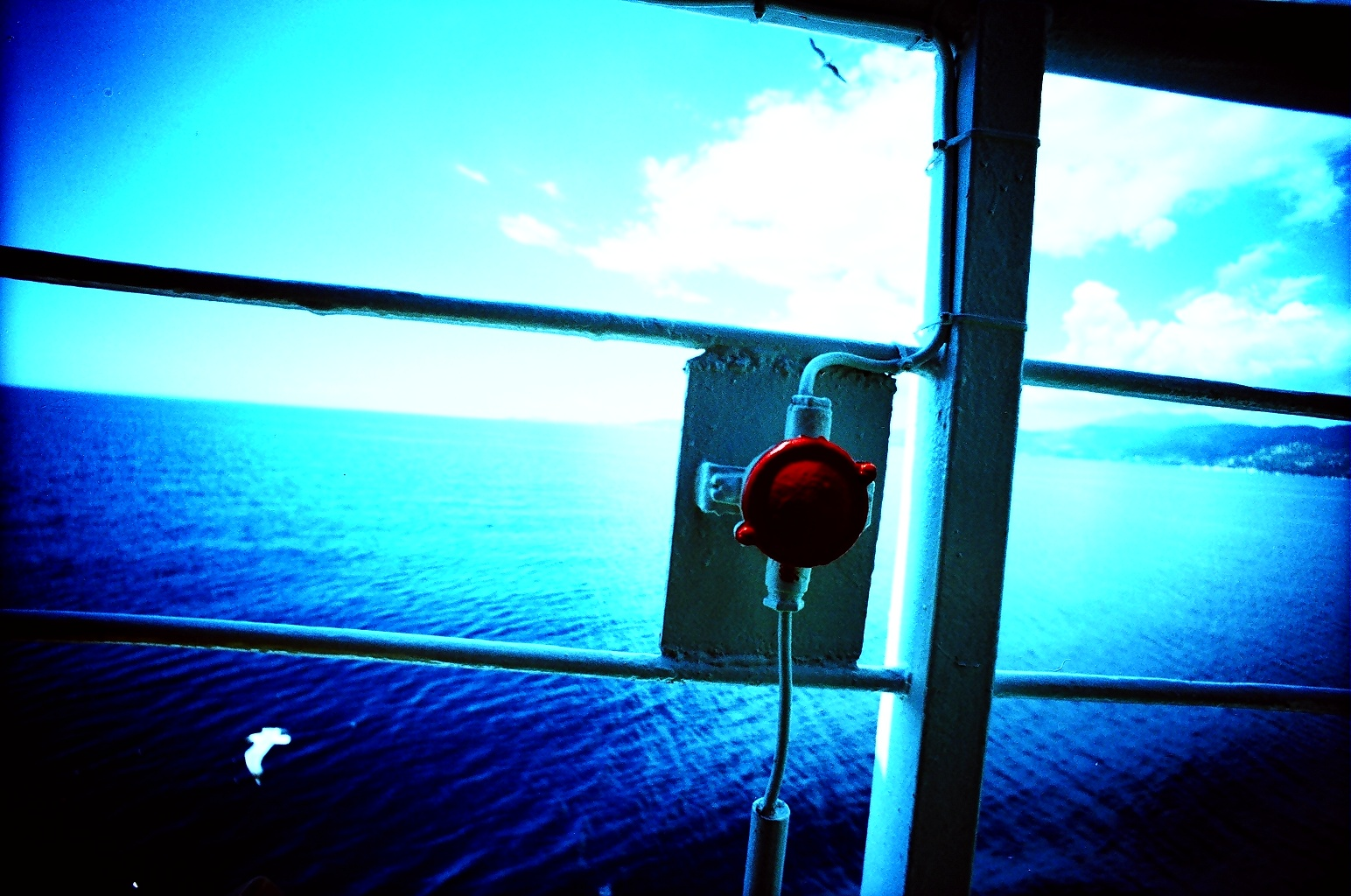 Slow boat to Thassos..