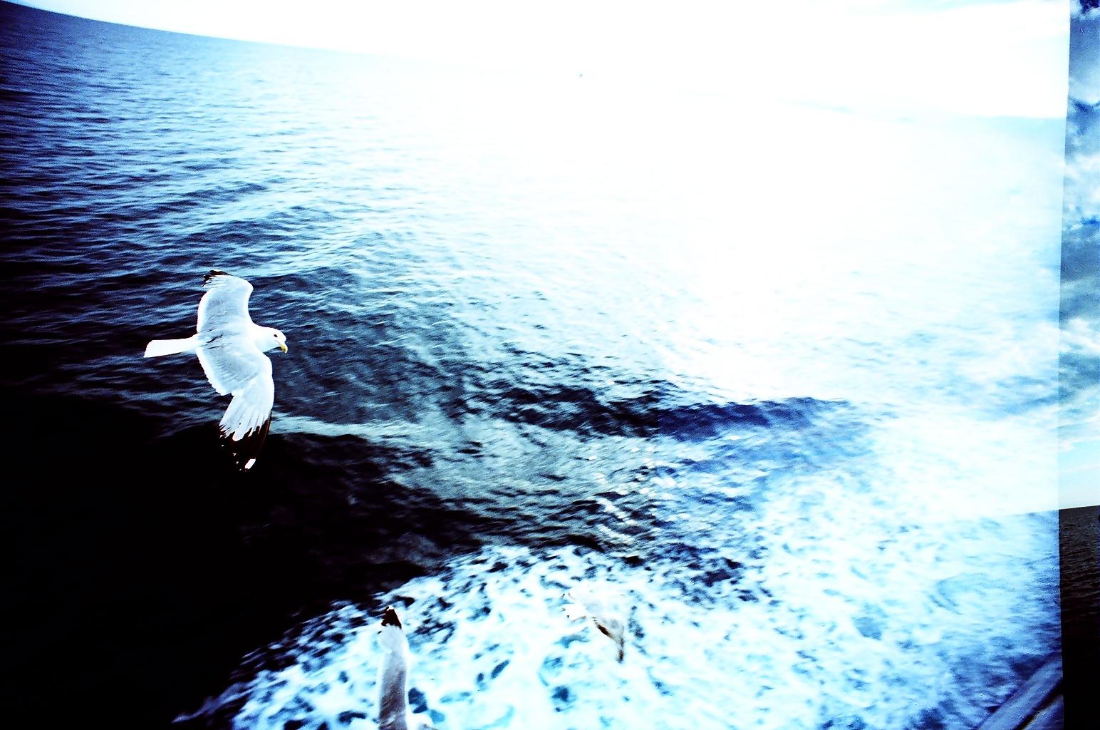 Sailing to Kavala
